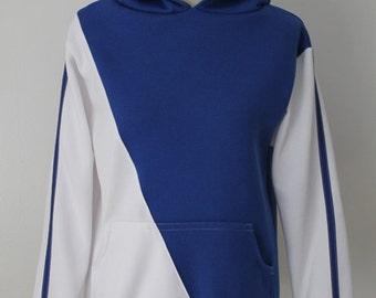 Team MYSTIC Blue Pokemon GO Trainer Cosplay Costume Hoodie Jacket
