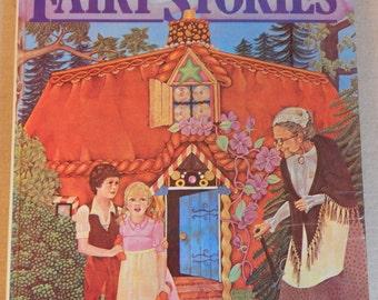 1978 Grimm's Fairy Stories, Retold by jane Carruth, Hansel and Gretel, Rumpelstiltskin, Lucky Hans, Sergio, Nardini, Lima, Sani, Pikka
