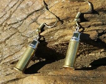 bullet earings