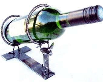 Mouse Wine Bottle Holder