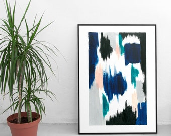 Abstract Painting // Acrylic Painting // Original Painting // Modern Art