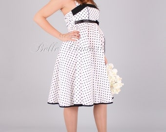 Maternity Dress - wedding dress for pregnant women item: 1804
