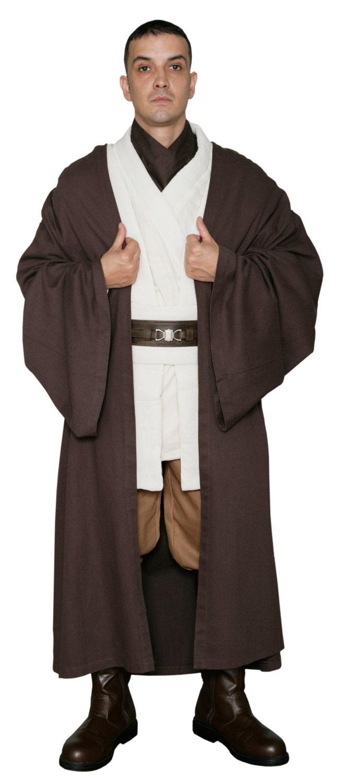 Star Wars Obi-Wan Kenobi Jedi Replica Costume Body Tunic with