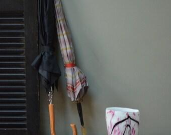 Large Pink Glass Vase Large Art Glass Vase Wellington Boot Rubber Rain Boot Shaped Vase Fuchsia Pink Boot Shaped Vase I Ship Internationally