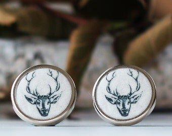 Tablewear Deer earrings