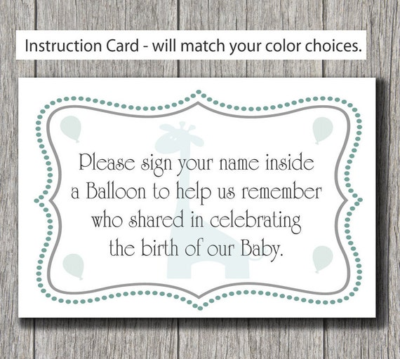 baby guest book baby shower sign in giraffe by madeforkeepsshop