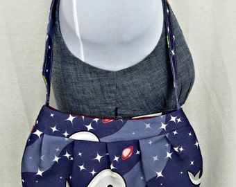 Small Whale Space Purse
