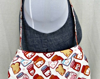 Small Peanut Butter Jelly Purse