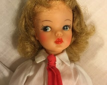"""Vintage Ideal Fashion doll """"Tammy"""" with clothes"""