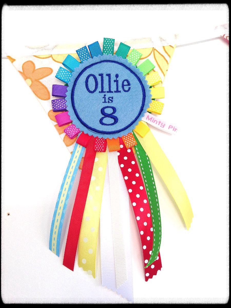 personalised ribbon machine