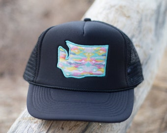Washington Trucker Hat