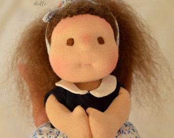 "Christmas little Doll 8"""