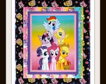 My Little Pony Quilt