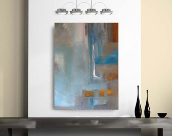 Large Wall Art ABSTRACT PAINTING Acrylic Wall Decor  Abstract Paintings Canvas Art Contemporary Art Home Decor, Wall Hanging