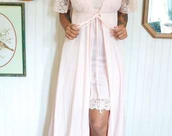 Vintage Baby Doll Night Gown