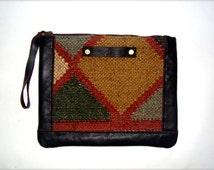 KILIM CLUTCH,Indian kilim purses,cheap purses,kilim wallets,Women gift items,ladies purses