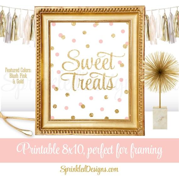 sweetdesigncompany - Treats |Sweet Treats Party Table