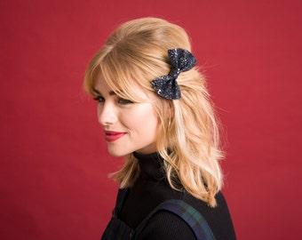 Glitter hair bows, glitter bow, sparkly hair bow, glitter hair clip, sparkly bow, glitter hair bow, party hair bow, party bow, party hair