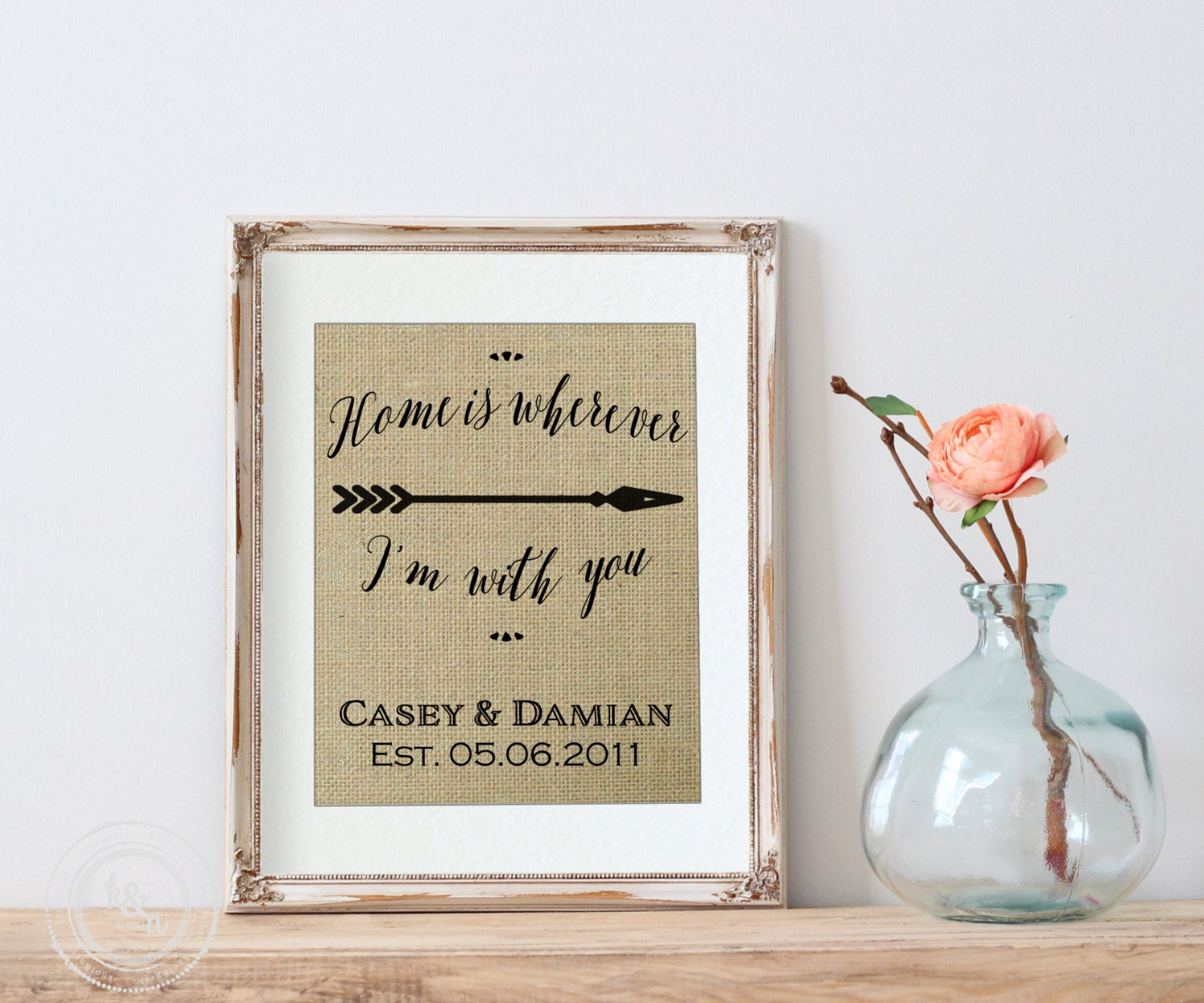 Wedding Shower Gifts For Her: Military Wedding Gift Military Bridal Shower Christmas Gift