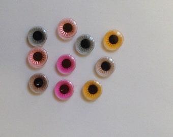 Blythe Stock Eye Chip / doll / 14mm / eyechip