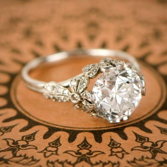 Diamond Platinum Wedding Ring Sets