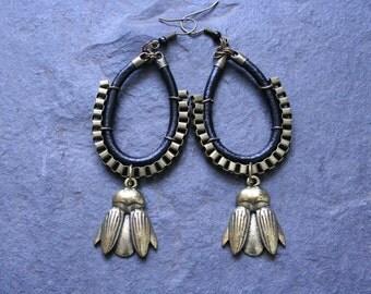 Cicada Earrings - Bohemian/Rock Earrings