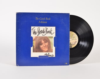 "MELANIE - ""The Good Book"" vinyl record"