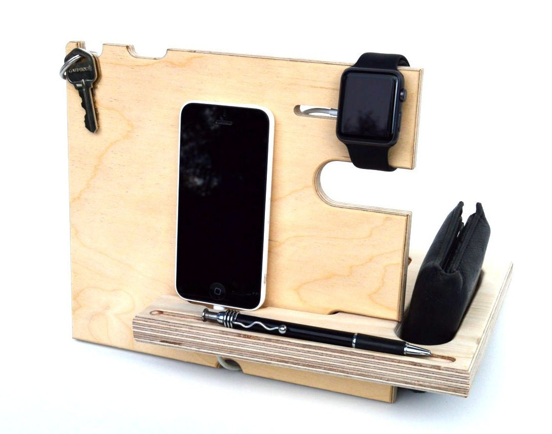 Catchall Made For Apple Watch Valet Stand Phone Watch
