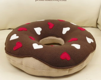 pizza dog bed