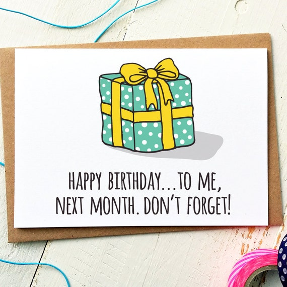 Best Friend Card Funny Birthday Card Funny Friend Card