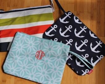 Monogrammed Bikini Bag !