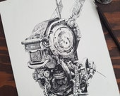 Limited reproduction - Chappie