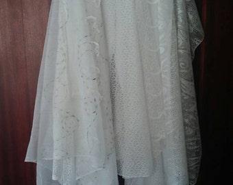 Recycled Boho gypsy festival bridesmaid pants
