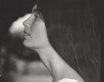 Print from book; Emmylou Harris, Emmy Lou, 9 1/2 x 12 1/2 inches - PD001149