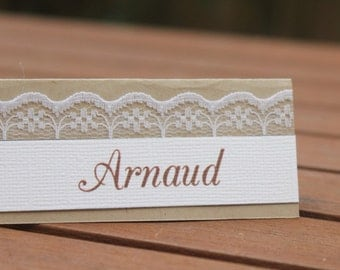 Mark-place 2 range |mariage country chic|