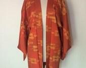 Japanese Vintage Kimono | One Size