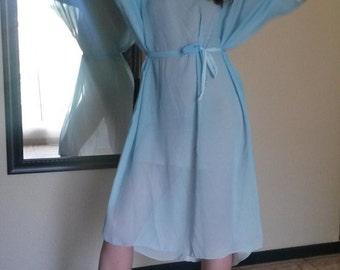 Sewing Pattern: Summer Batwing dress 2 pattern combo