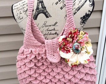Rose Blush Purse