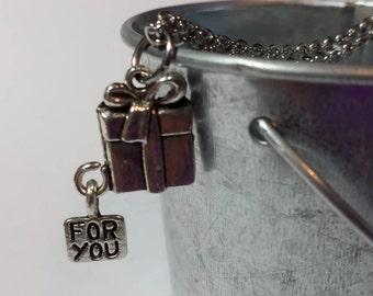 For You - Christmas Gift Necklace