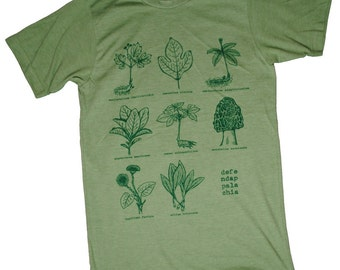 Wild Appalachian Edibles & Medicinals shirt