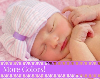 BABY GIRL HAT, baby girl newborn hat, baby girl hat, girl baby hat, hat baby girl, newborn girl, newborn hat, girl baby newborn