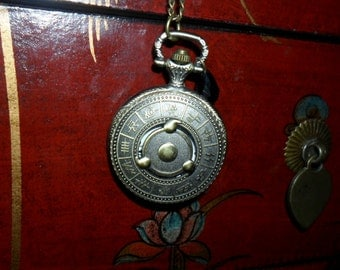 """Zodiac"" pocket watch"