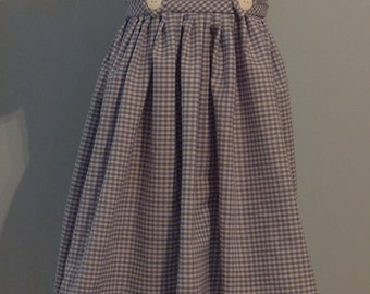 Dorothy Dress from Wizard of Oz. Available sizes 1/2T to  8