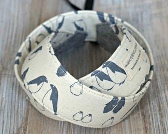 Penguin Camera Strap - Animal Design DSLR Camera Strap - Photography Accessories - Handmade Neck Strap - Personalized Camera Strap