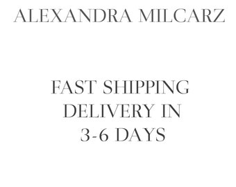 Fast Shipping, Delivery time in 3-6 days