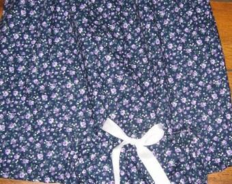 Handmade flutter sleeve dress