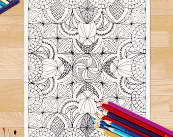 Coming Together Coloring Page #0003