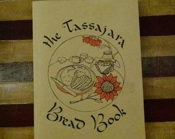 The Tassajara Bread Book by Edward Espe Brown Shambhala Cookbook Vintage 1977