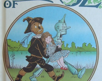 The Wizard of Oz by L. Frank Baum - Children's Picture Storybook - Weekly Readers Books