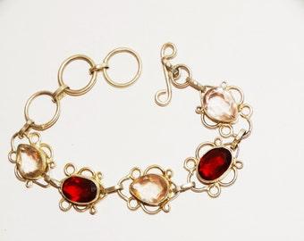 "Free Shipping Sterling Silver 8"" Bracelet."
